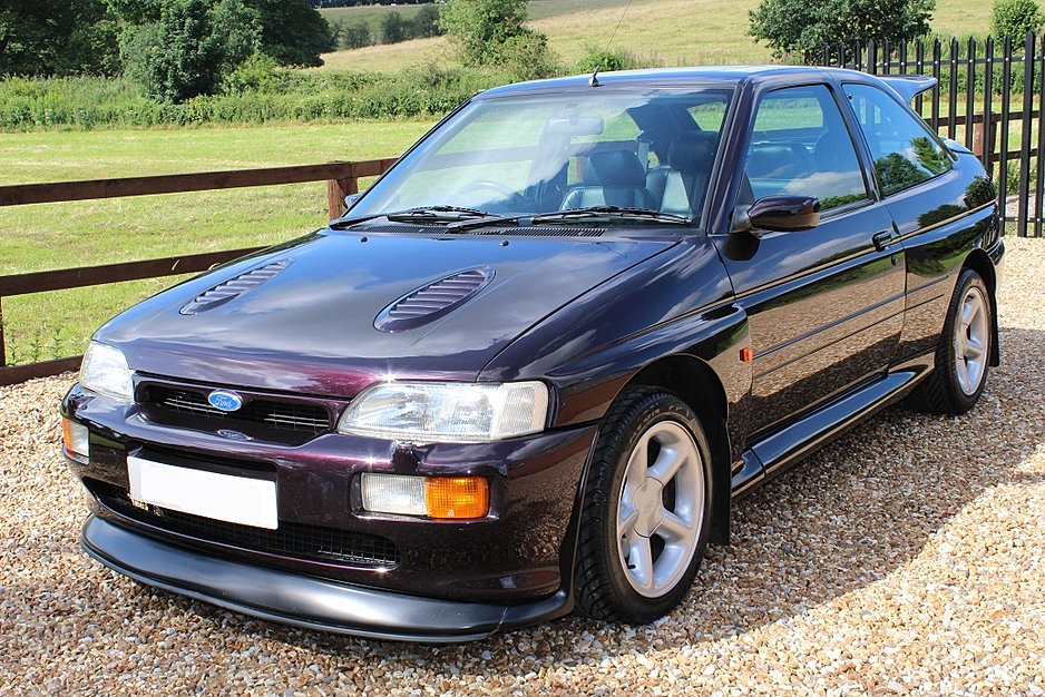 investor classics ford escort rs cosworth for sale in. Black Bedroom Furniture Sets. Home Design Ideas