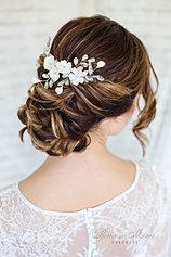 Braut haarschmuck spitze  Brautaccessoires Braut Haarschmuck Fascinator Brauttaschen Hochzeit