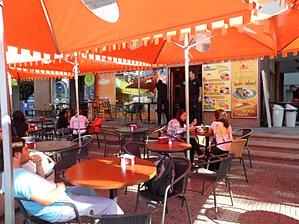 Restaurant comida árabe Jerusalem