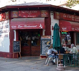 Restaurant La Flor de Chile