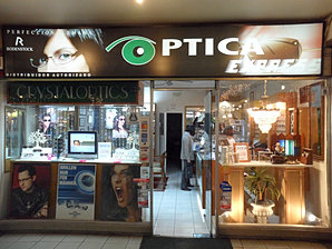 Optica crystal optics.