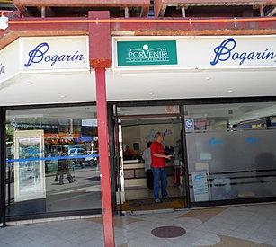 Cafetería y Heladería Bogarin