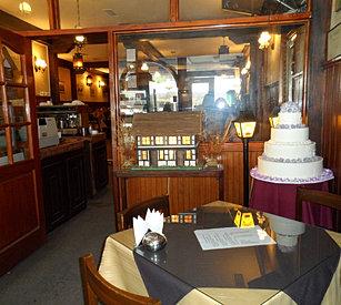 Cafeteria, pasteleria y rest. Alster