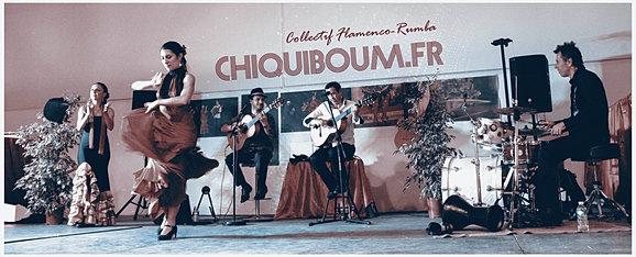 groupe musique flamenco rumba vin dhonneur de mariage spectacle concert - Groupe Gipsy Pour Mariage