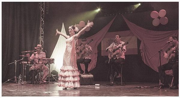 groupe de musique thme espagne gipsy rumba flamenca danseuse flamenco animations dambulatoires flamenco - Groupe Gipsy Pour Mariage