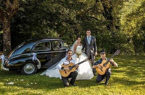 groupe de musique pour mariage flamenco rumba guitariste chanteur danseuse - Groupe Gipsy Pour Mariage