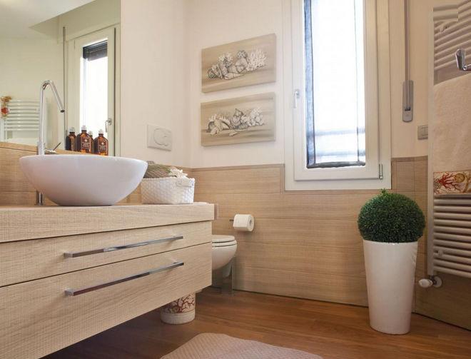 Boiserie Moderne Bagno : Ideahouse bagno