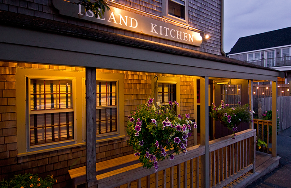 island kitchen nantucket restaurant and catering