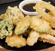 Veggie Tempura Appetizer at Happi House Restaurants