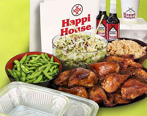 Happi House Home and Business Catering