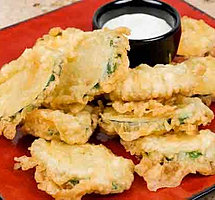 Fresh Fried Zucchini from Happi House