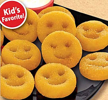 Potato Smiles from Happi House Teriyaki Restaurants