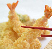 Shrimp Tempura Appetizer Happi House Restaurants
