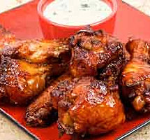 Happi House Chicken Wings Firecracker Wings