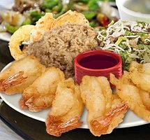 Happi House Tempura Shrimp