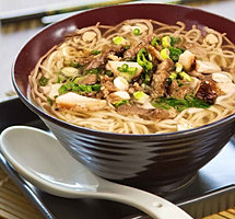 Saimin Noodle Bowl from Happi House