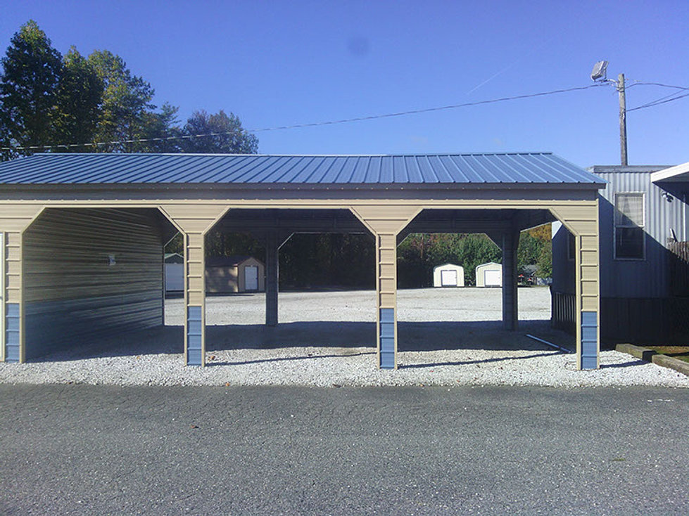 Usb Garages Garages Carports And More Combo Gallery