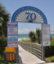 Beach Access 70 Panama City Beach, FL