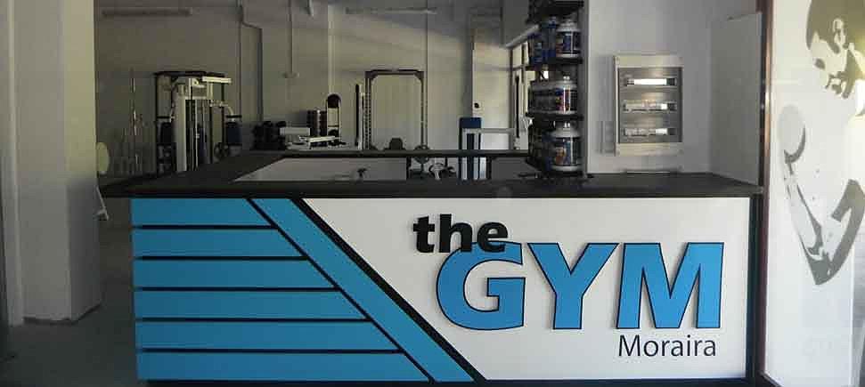 The Gym Moraira   The Gym Moraira Reception