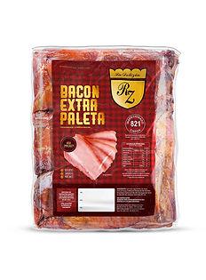 Bacon Extra Paleta - Rz Delizia Frigorifico e Matadouro Cotiporã