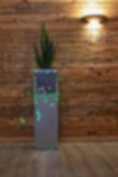 COLUMN.be unique Pflanzenkübel & Designsäule für Haus & Garten