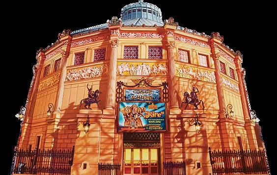 spectacle exploit cirque bouglione