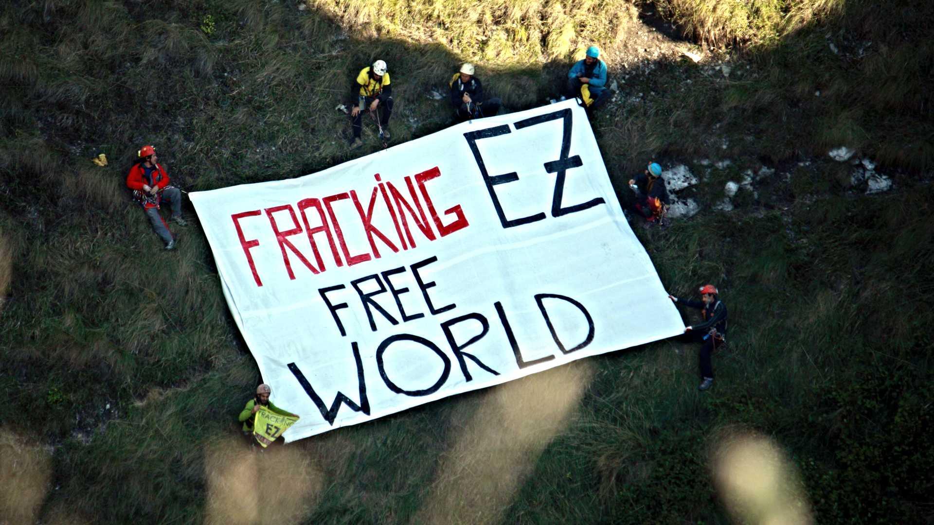 Hvad er fracking