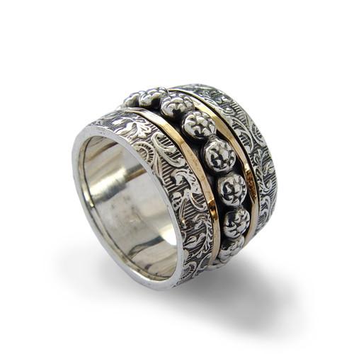 Artisan jewelry handmade fine jewelry Silver Gold Rings