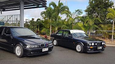 More BMWs on display.jpg
