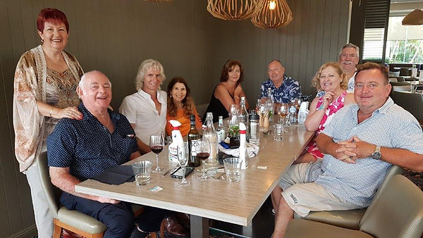 Group 1 at Christmas Lunch Mecure 2019.j