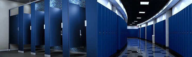 Bathroom Partitions Kitchener sp stalls™ lockers | toilet partitions | washroom accessories |