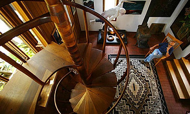 Maloof house tours