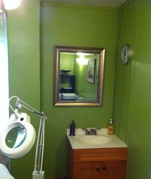 Lighted Treatment Room