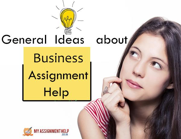 Business assignment helper