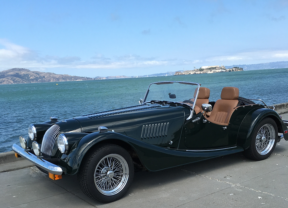Morgan Cars For Sale California