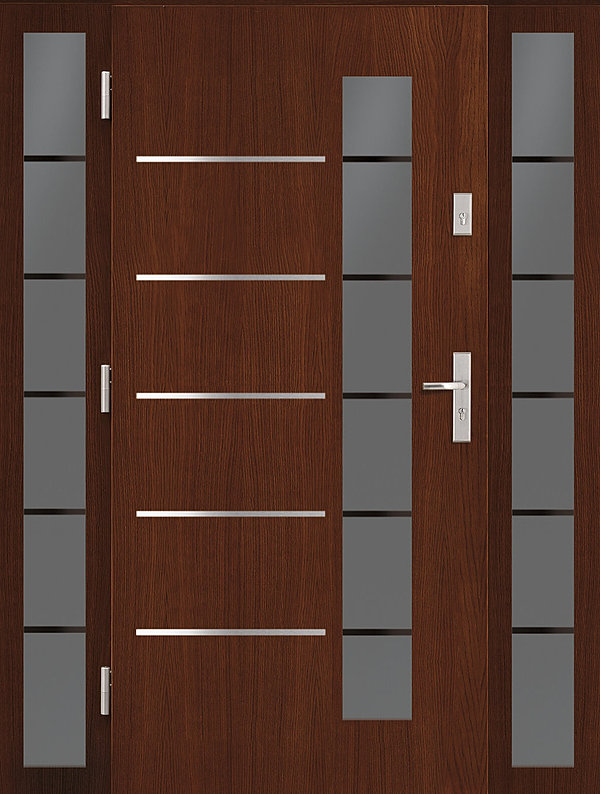 Modern european interior and exterior doors illinois for European exterior doors