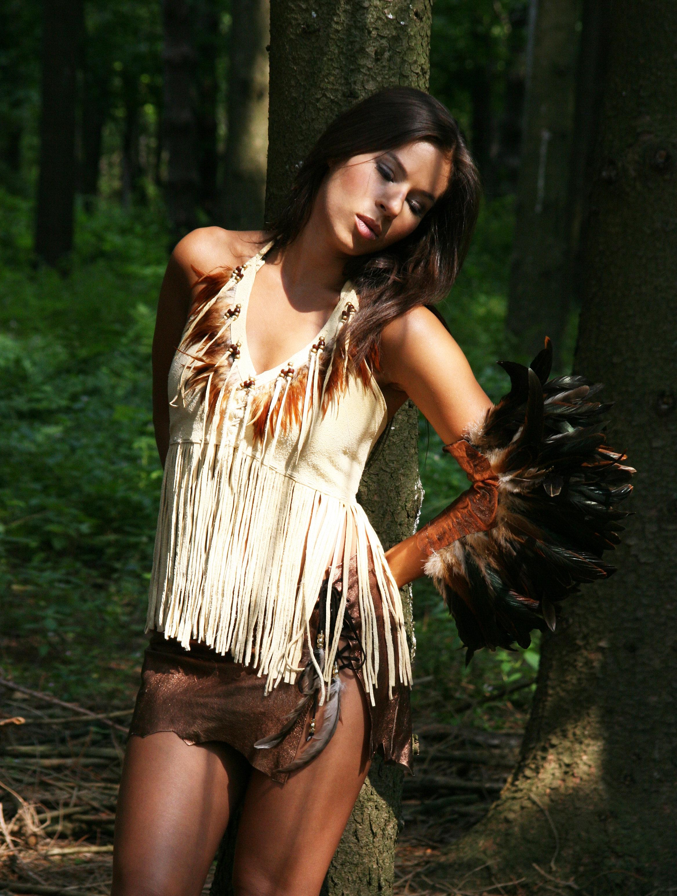 hot indian woman