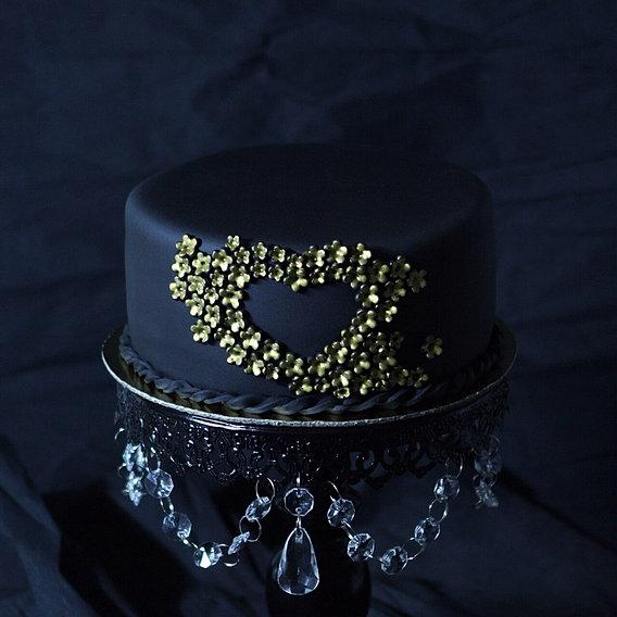 Свадебная фигурка на торт на заказ