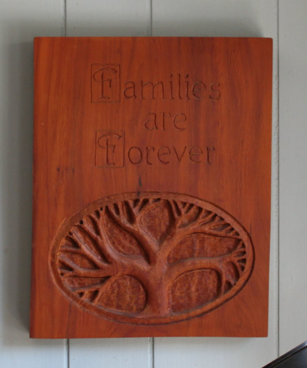 Jared withington wood carving family tree wix