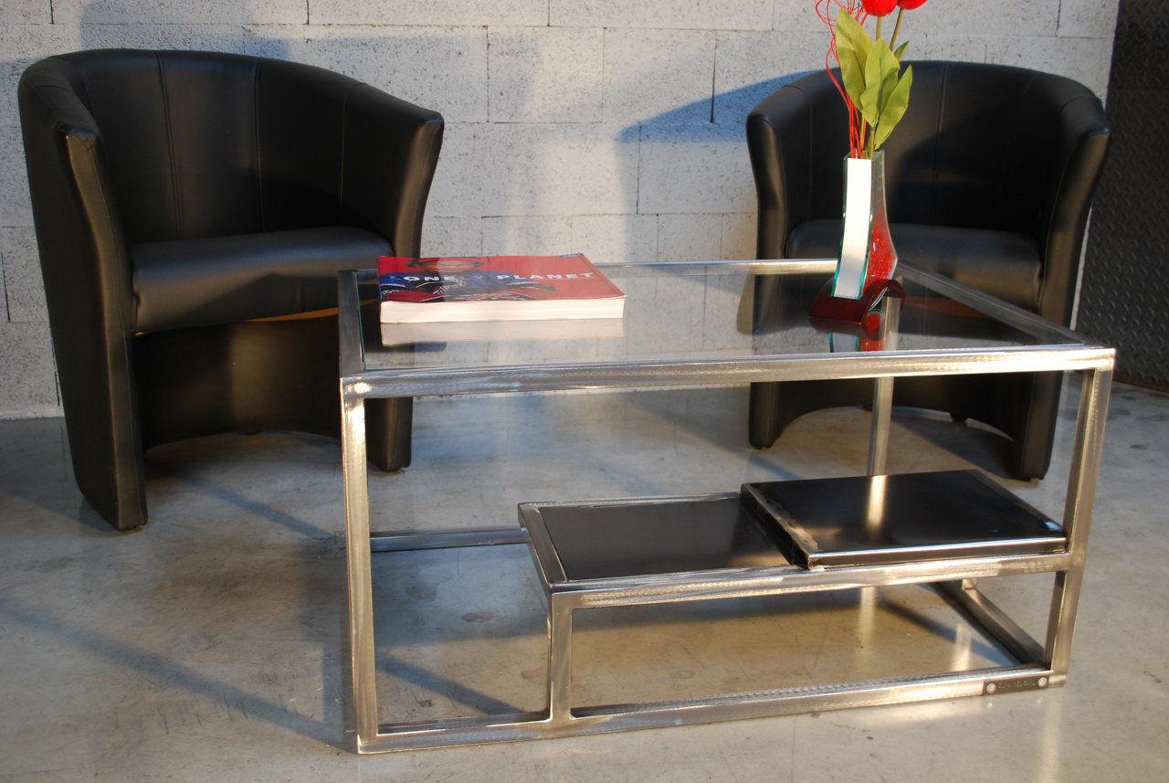 plateau verre tremp sur mesure. Black Bedroom Furniture Sets. Home Design Ideas