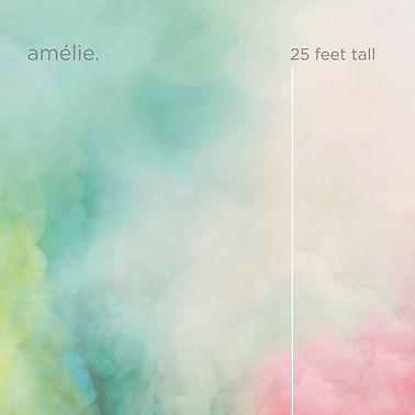 amélie. 25 feet tall