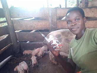 Rebecca Nakayenga - Uganda