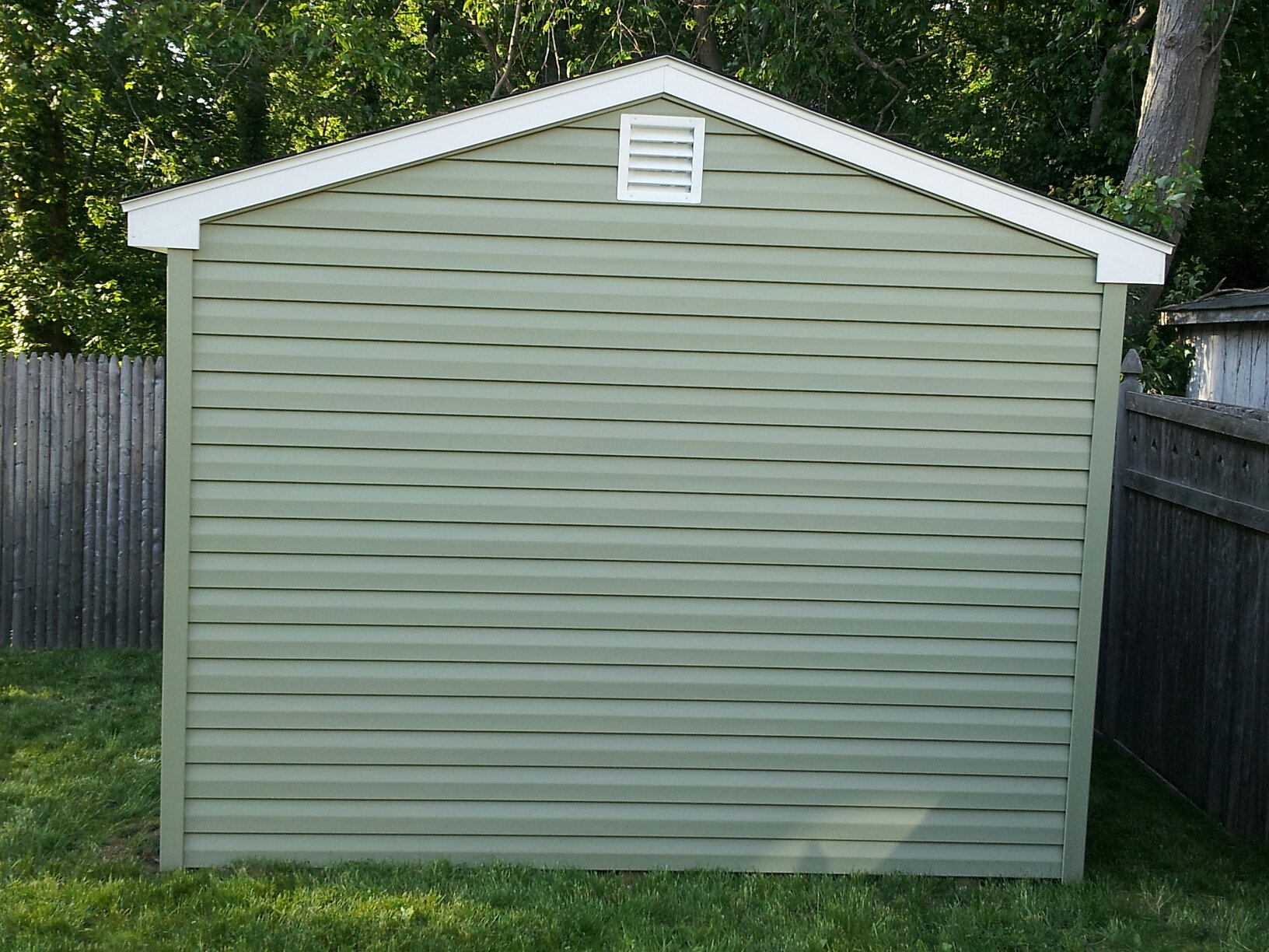 Shed World Of Long Island Pick A Siding To Match Your Home