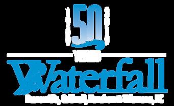Waterfall_50_Logo-White.png
