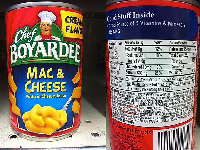Macaroni And Cheese >> Schuster Institute Investigative Journalism   Chef Boyardee Mac & Cheese