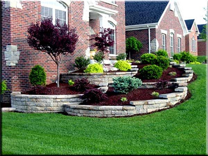 landscape ideas san antonio diy landscaping ideas on a budget