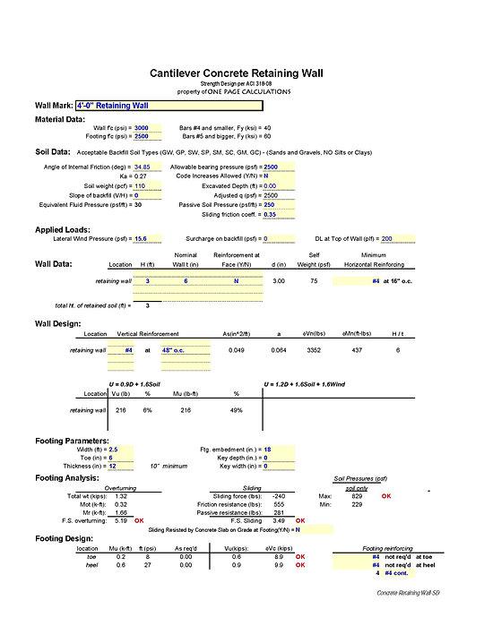 Get a Spreadsheet Concrete XLS Preview