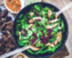 Salat Buffet Catering Kraichtal Bruchsal