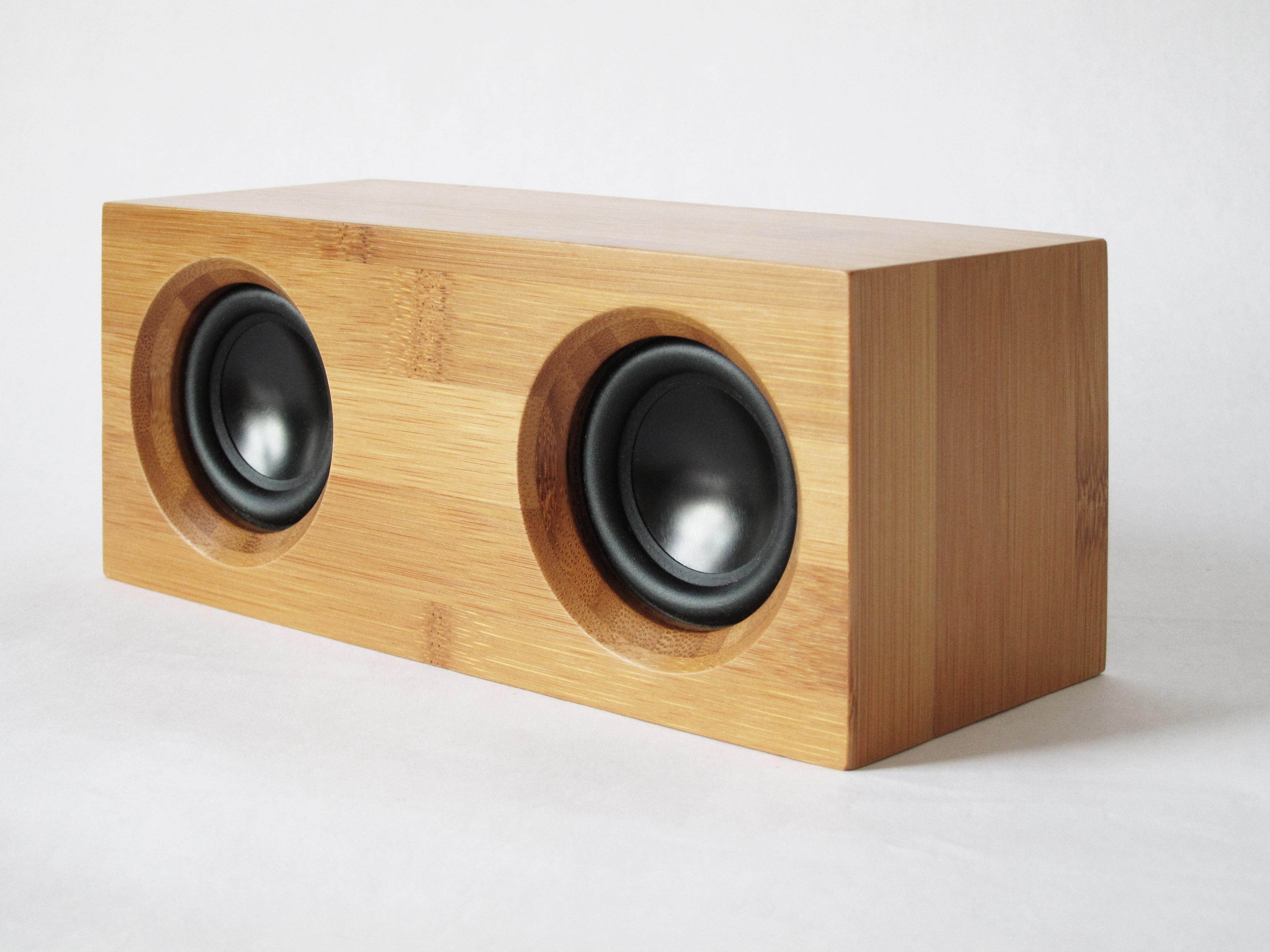 roar speakers ecofriendly wood bluetooth speaker roar gobox. Black Bedroom Furniture Sets. Home Design Ideas