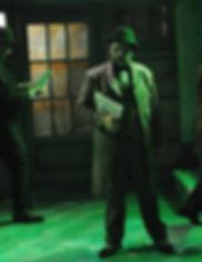 Sweeney Todd prop newspaper